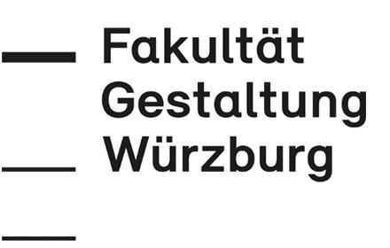 Logo - Fakultät Gestaltung Würzburg