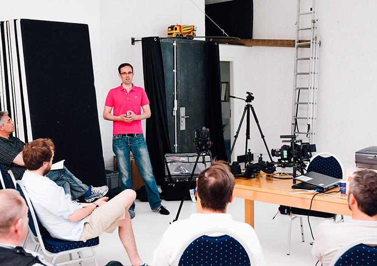 Fotografen Seminar Final Cut Pro